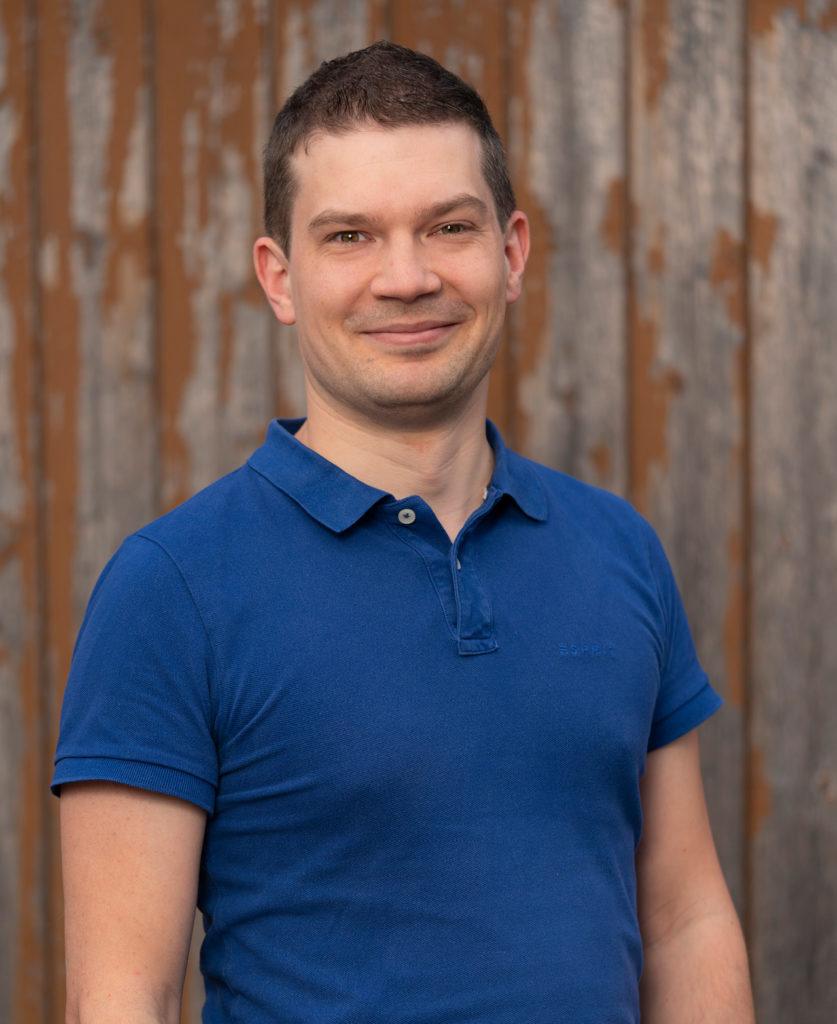Dennis Schupke 2. stellvertretender Vorstand GHV Langenau