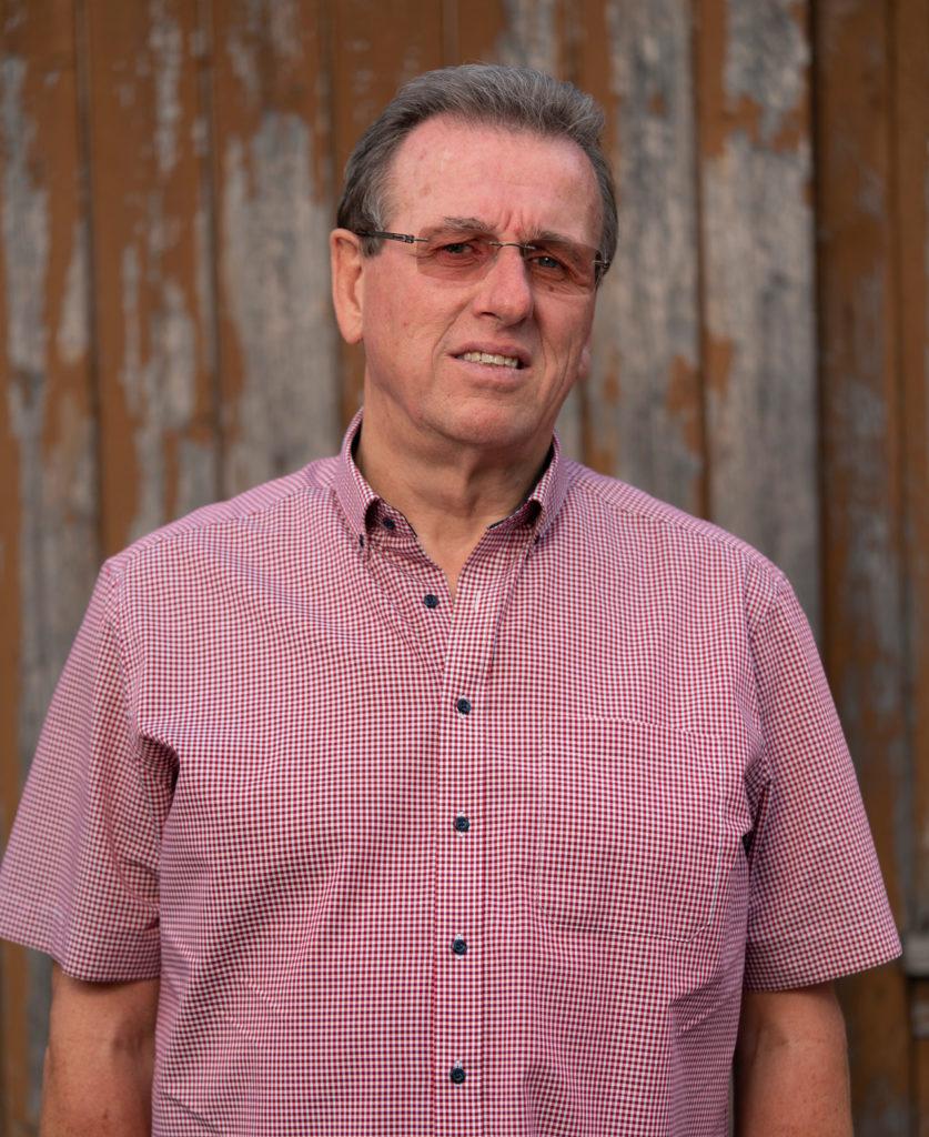 Peter Rosenberger Ausschuss GHV Langenau
