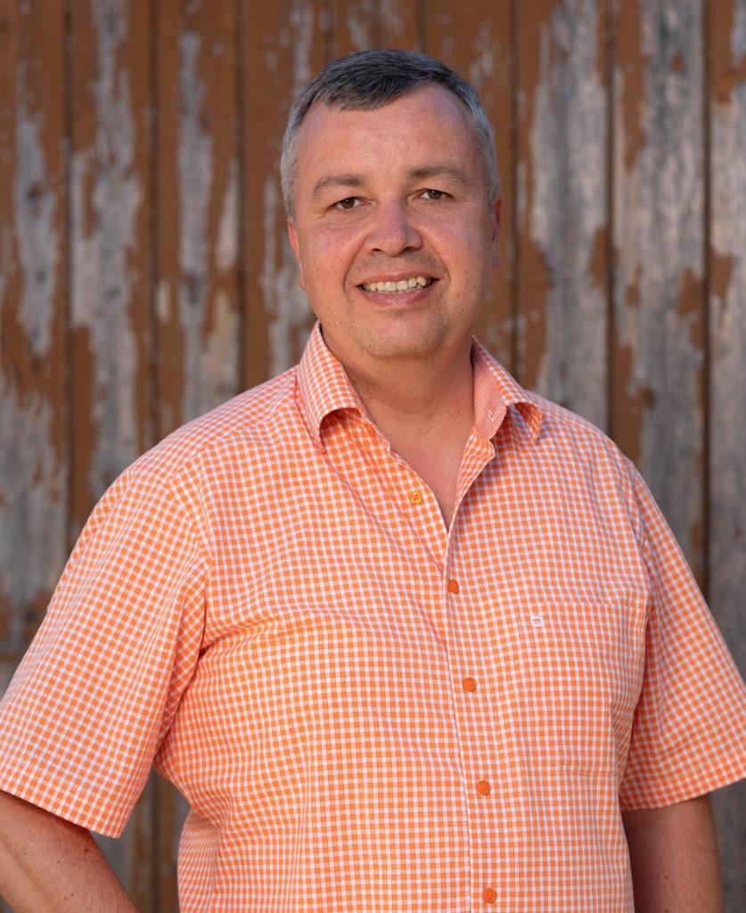 Peter Schuler Kassierer GHV Langenau