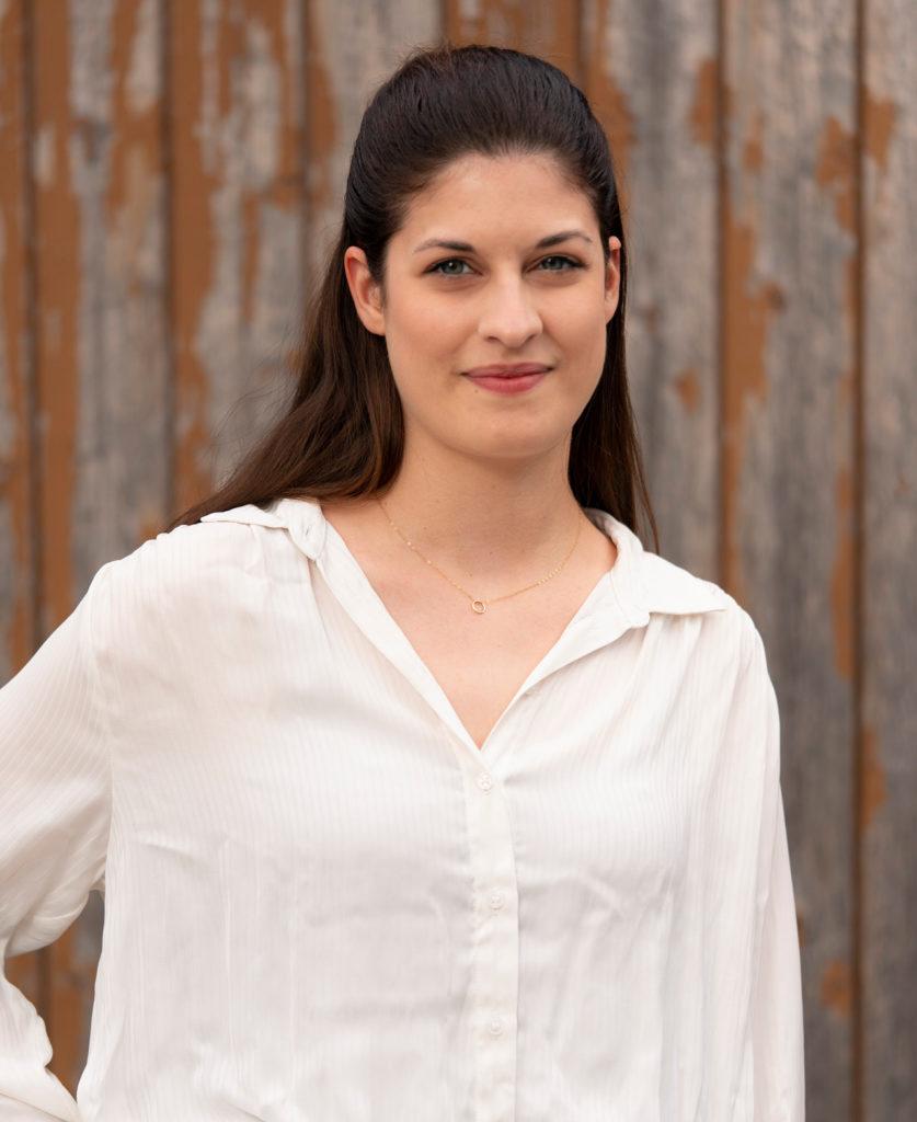 Vanessa Stiele 1. stellvertretender Vorstand GHV Langenau
